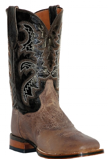 Franklin Collection Stockman Boot