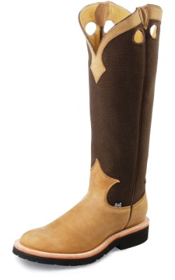 Justin 2113 Men S Snake Proof Western Boot With Dune