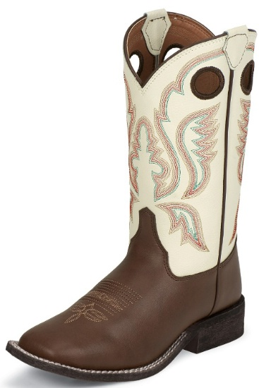 Justin 301JR Kids Cowboy Boot with