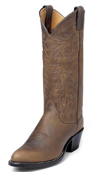 e370e68a6f2e9 Justin L4934 Ladies Classic Western Boot with Bay Apache Cowhide ...