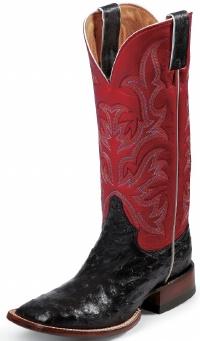 Justin L8505 Ladies Aqha Lifestyle Remuda Western Boot
