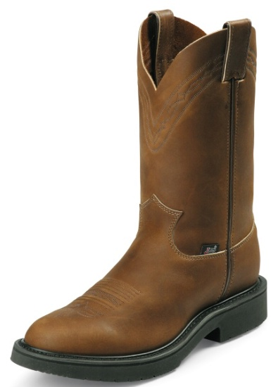 42b5369423c Georgia Boot Comfort Core Waterproof Low Heel Logger Work Boot