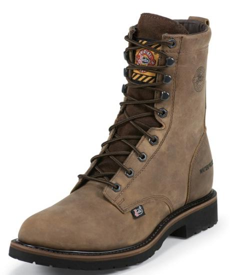 WK960 Men's Worker 2 Collection Work Boot with Wyoming Waterproof ...
