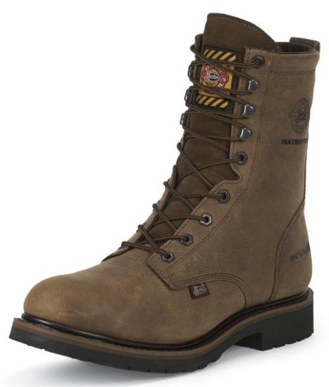 Wyoming Waterproof Leather Foot