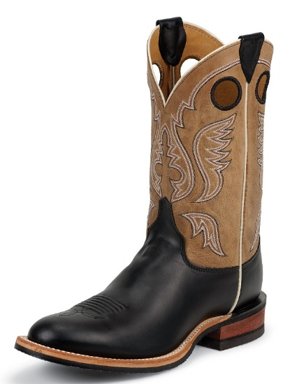 Justin BR371 Men's Bent Rail Boot with