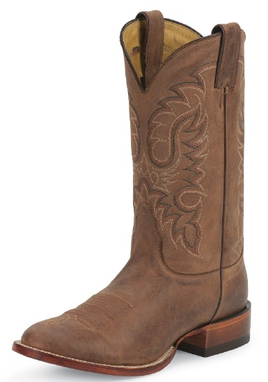 b99fc2e93ea Nocona MD2736 Men's Legacy Rancher Boot with Coyote Vintage Cow Foot and a  Punchy Square Toe Punchy Square Toe Round Toe