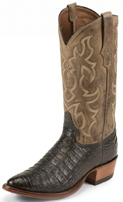 Tony Lama 1058 Men S Exotic Collection Western Boot With