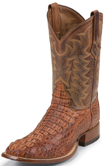 Tony Lama 1061 Men's Exotic Collection Stockman Boot with ...