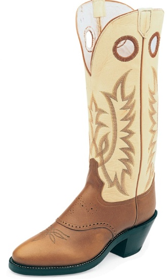 20e8dd5b66f Tony Lama 4830 Men's Cowboy Collection Buckaroo Boot with Sunset Renegade  Leather Foot and a Wide Round Toe