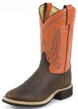 Tony Lama 5086 Men S Cowboy Crepe Collection Stockman Boot