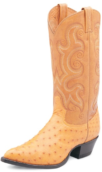 cf544b5b3fa Tony Lama Round Toe Ostrich Boots - The Best Boots In The World