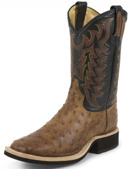 979024b2f9d Tony Lama 8987 Men s Cowboy Crepe Collection Stockman Boot with ...