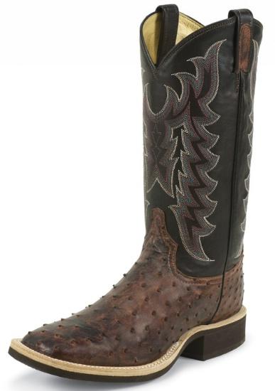 Tony Lama 8989 Men S Cowboy Crepe Collection Western Boot
