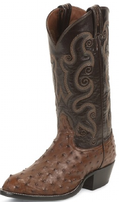 Tony Lama Ct878 Men S Exotic Collection Western Boot With