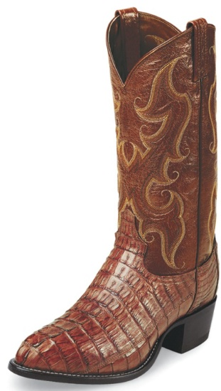 Tony Lama Cz1010 Men S Exotic Collection Western Boot With