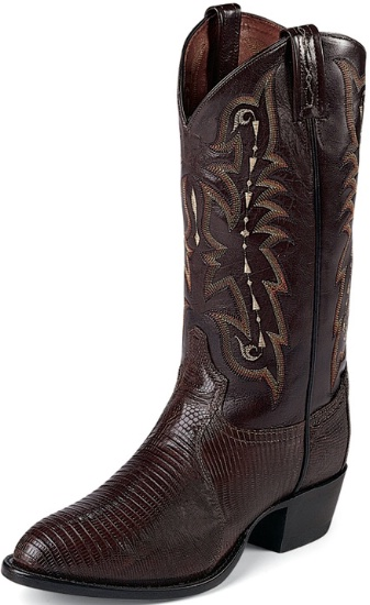 Tony Lama Cz813 Men S Exotic Collection Western Boot With