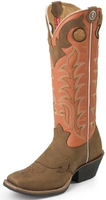 Tony Lama Rr1001 Men S 3r Collection Buckaroo Boot With