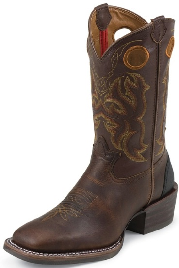 Tony Lama Rr9009 Men S 3r Collection Stockman Boot With