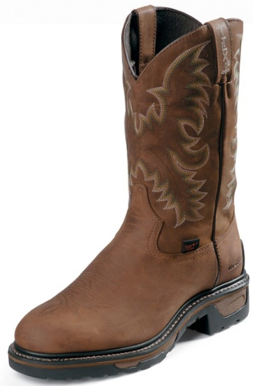 Tony Lama Tw1018 Men S Tlx Western Collection Work Boot